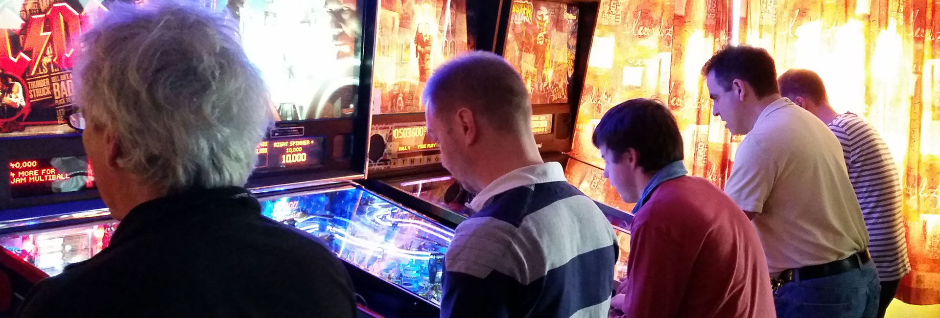 Pinball Madness - The League