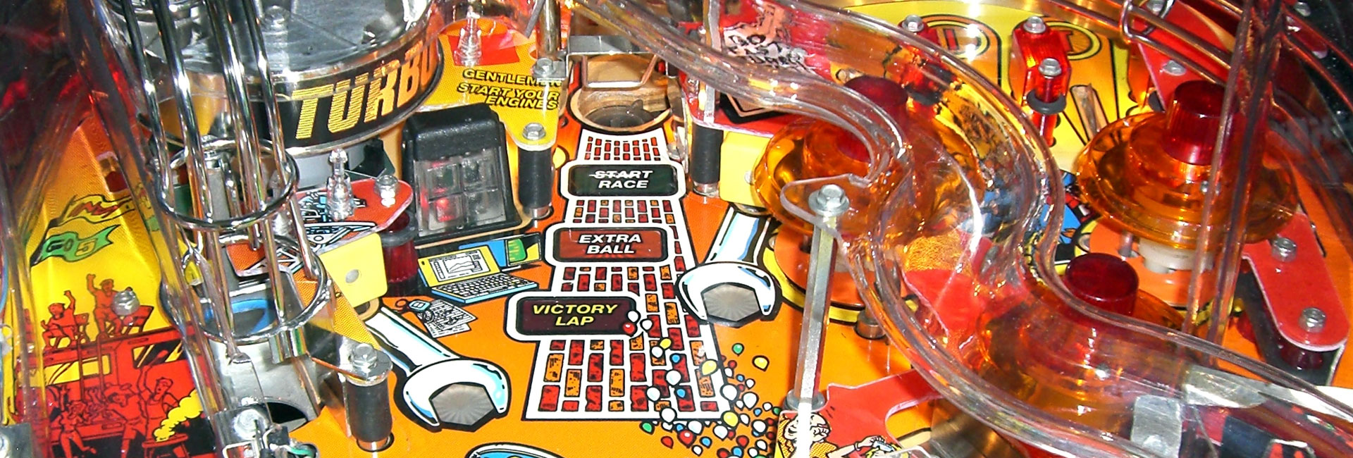Pinball Madness - Photos and videos